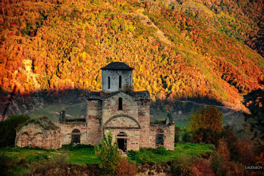 Северный Кавказ осень тур