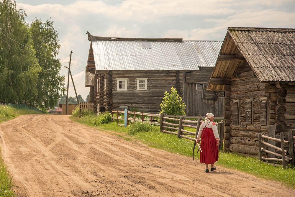 Архангельск на выходные