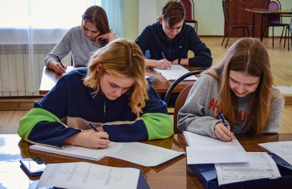 ОГЭ/ЕГЭ Интенсив для школьников 9-11 классов