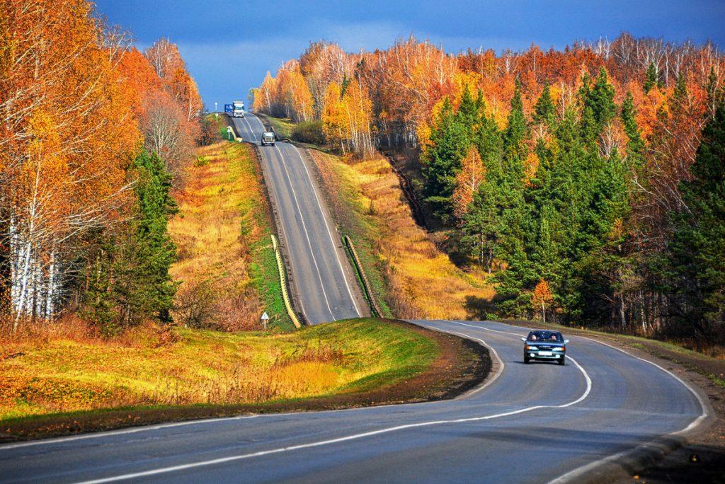 Алтай тур осень