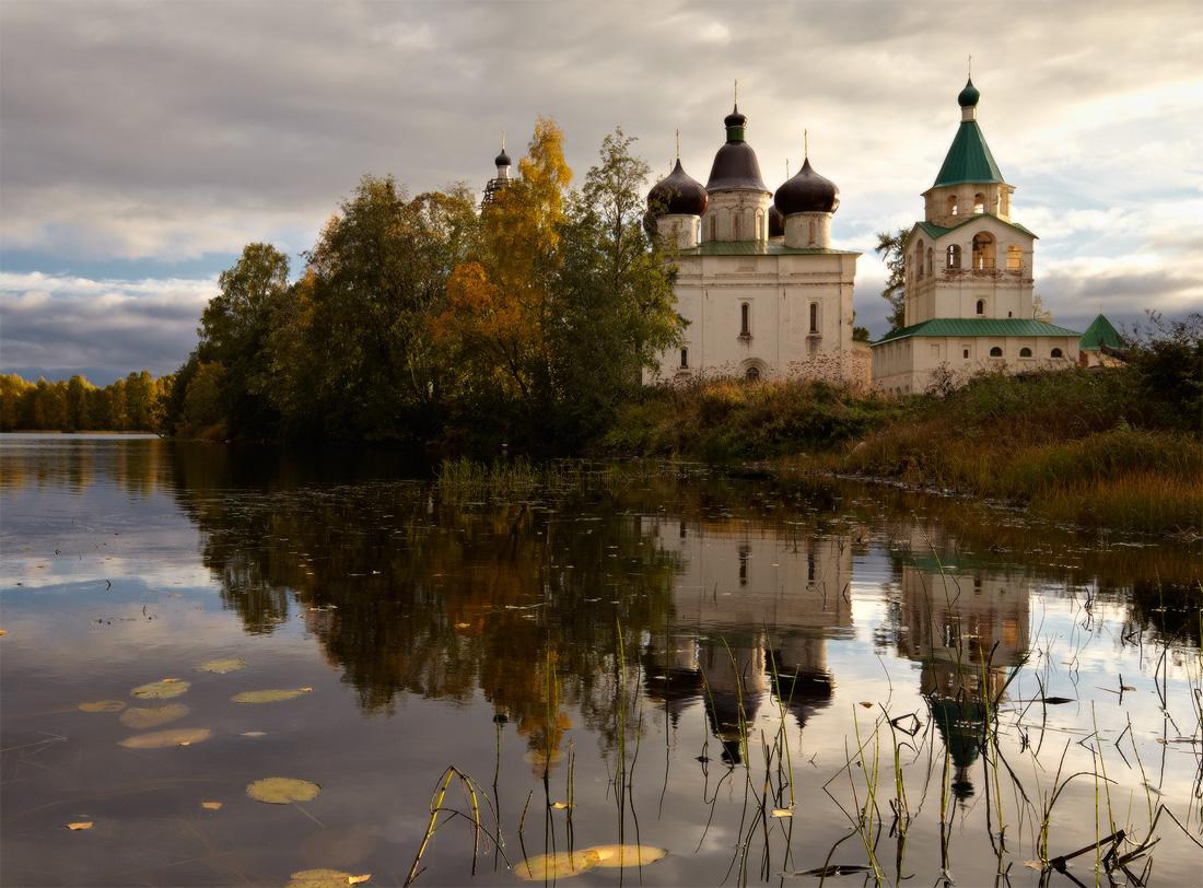 Наследие земли Холмогорской